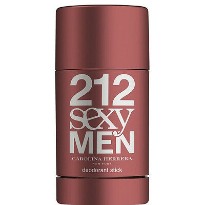 Carolina Herrera 212 Sexy Men 75Ml Deodorant Stick Brand New & Sealed