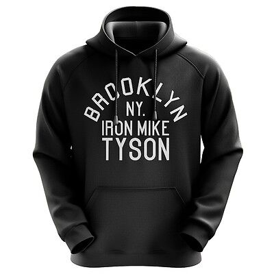 Brooklyn NY Iron Mike Tyson Fitness Gym Sport Training Hoodie Kapuzenpullover