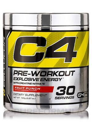 Cellucor C4 30-60 servings and C4 50x Extreme Samples Pre Workout Energy & Focus