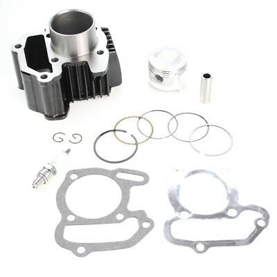 Yamaha Moto-4 80 YFM80 Cylinder Piston Gasket Top End Kit 1986-1987