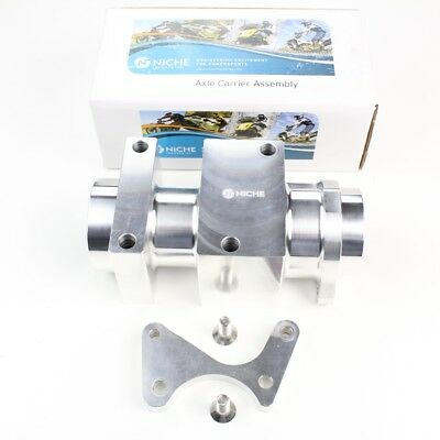 Suzuki Quadsport LTZ400 Billet Forged Rear Axle Bearing Carrier 2003-2008