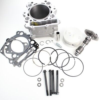 Yamaha Grizzly 660 Cylinder Camshaft Piston Gasket Top End Rebuild Kit 2002-2008