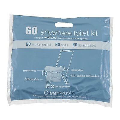 Cleanwaste WAG Portable Toilet Bags