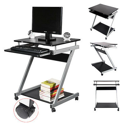 Computer Desk Laptop PC Table Home Office Furniture Student Study Workstation