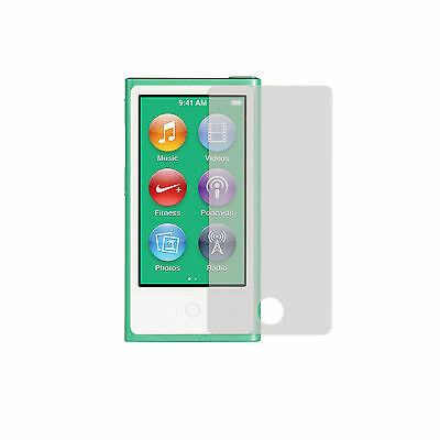 10 x Clear Lcd Screen Protector Cover Guard For iPod Nano 7 7Th Generation