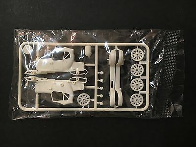 """Cereal Toy1968 """"vintage Cars"""" Morris Oxford 1913, White *mint In Pack*"""