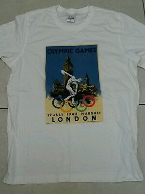 Olympic games T-Shirt. Small