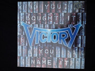 Victory - You bought it you name it           .............Vinyl