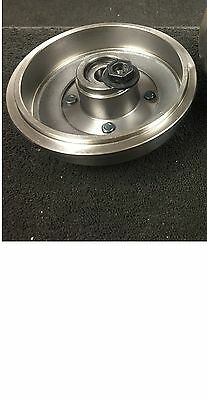 Rear Brake Drum Ford Focus Mk1 98-04 Rear Brake Drum Fitted Bearing Fits Lh Rh