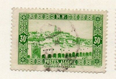 Algeria 1877-78 Early Issue Fine Used 30c. 096464