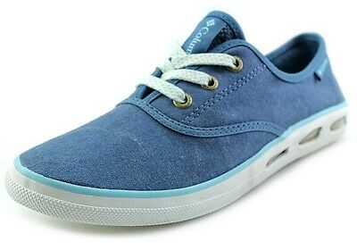 New Womens Columbia Vulc N Vent Lace Canvas Boat Water Shoes