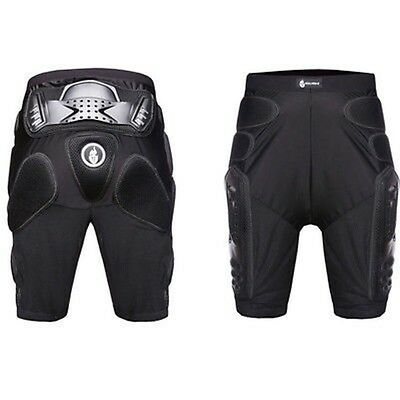 Motorcycle Motocross Skiing Armor Protective Pads Pants Body Protection Shorts