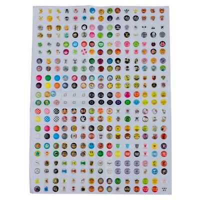 new nice 300pcs home button sticker for iphone4/4s/5,ipad CP