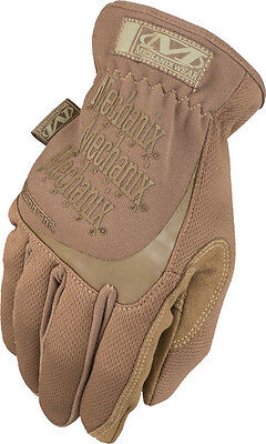 Mechanix Wear FAST FIT Gloves COYOTE SMALL (8)
