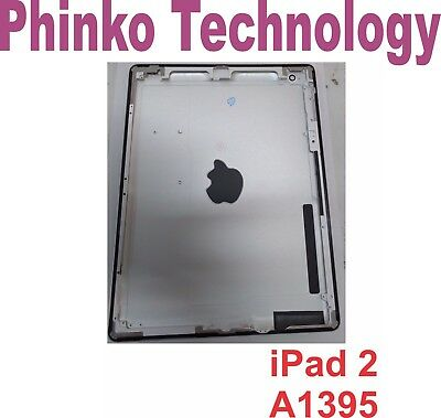 For  iPad 2 A1395 Back Cover Housing WIFI Version Aluminum alloy --- NO 3G