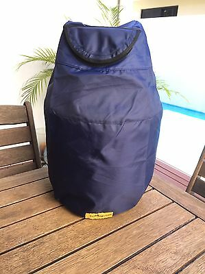 Gas Bags. 9kg Gas Bottle Covers. Navy Blue