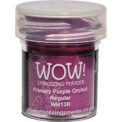 WOW! Embossing Powder 15ml-Purple Orchid