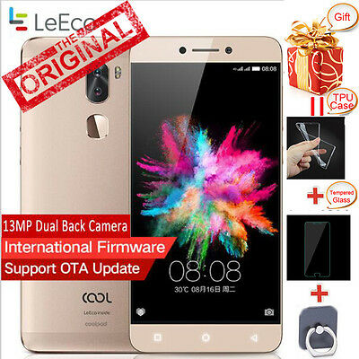 LETV COOL 1 Dual Leeco Coolpad Cool1 Snapdragon 652 Dual Cameras 64GB  Smartphone