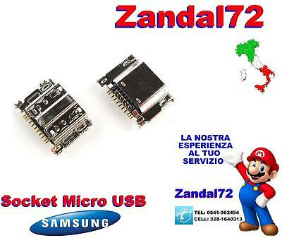 CONNECTOR BY RELOAD SAMSUNG GALAXY S3 i9300 MICRO USB PORT SOCKET CARRIES DATA