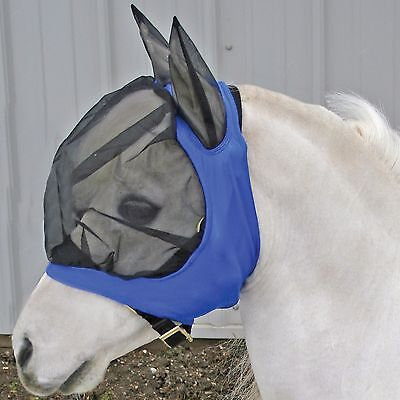 Heavy Duty Mini Miniature Horse Comfort Plus Fly Mask
