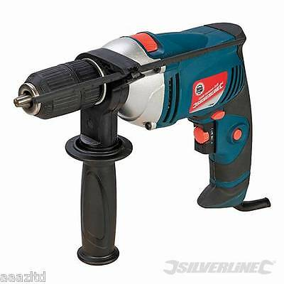 710W 240V Electric Hammer Drill Power Tool - 3Yr Warranty - Concrete Stone