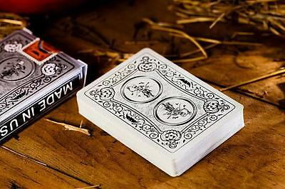 Bicycle Bone Riders Playing Cards / Limited Edition Halloween Theme Deck