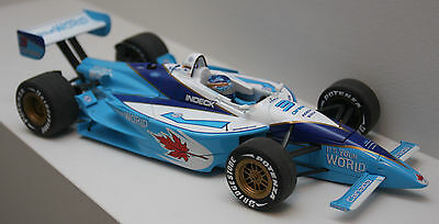 1/18 Paul Tracy Diecast Maple Leaf Champcar Speedway #3 Removable Parts Indy