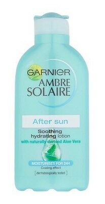 Garnier Ambre Solaire After Sun Soothing and Hydrating Lotion NEXT DAY POST