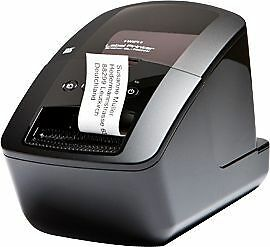 Brother QL-720NW imprimante pour étiquettes [Noir] - Brother QL-720NW, NEUF