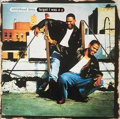 "WHITEHEAD BROS. ‎- Forget I Was A G (12"") (VG/VG)"