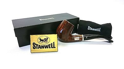 Stanwell City Pipe No. 246 Smokers Club & Lounge Edition