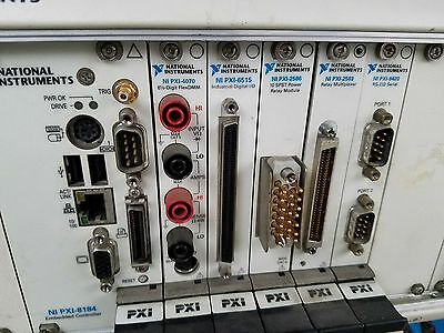 National Instruments,Ni Pxi-1042