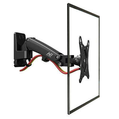 "Full-Motion Bracket TV Mount F120 for LED/LCD (17""-27"" tvs & monitors up to 7kg)"