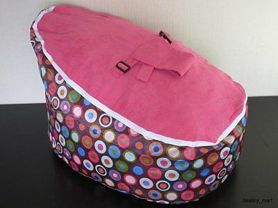 Brand New Baby Bean Bag Children Sofa Chair Soft Snuggle Bed Without Fillings