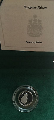 Platinum Falcon 1/10th oz 1996 $30 Dollar Proof Coin Low Mintage Full Set