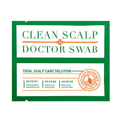 [A'PIEU] Clean Scalp Doctor Swab - 1pack (5ml x 2pcs)