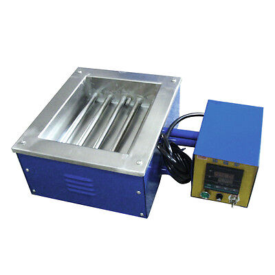 Double Digital Display Digital Tin Solder Machine By Touch Key Direct Input