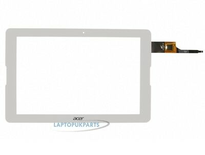 Acer Iconia One 10 B3-A20 Tablet White Touch Screen Glass Front Digitizer