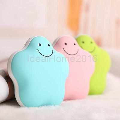 Lucky Star Shape Pocket Hand Warmer Body Heater with 3600mah Power Bank 2-in-1