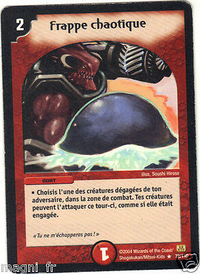 Duel Masters n° 72/110 - Frappe chaotique  (A3994)