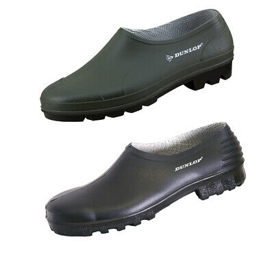 Dunlop Monocolour Wellie Shoe PVC Galosche Clog
