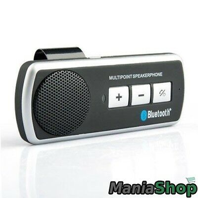 Kit Vivavoce V4.0 Bluetooth  Multipoint 4.1 Per Auto