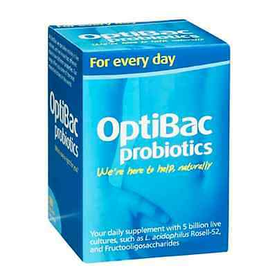 OptiBac Probiotics - For Every Day (Daily Wellbeing) - 180 caps
