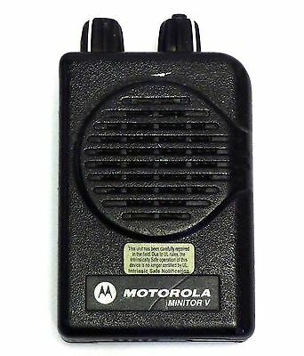 Motorola A03KMS9239BC Minitor V 151-158.9975MHz VHF 2 Channel Pager