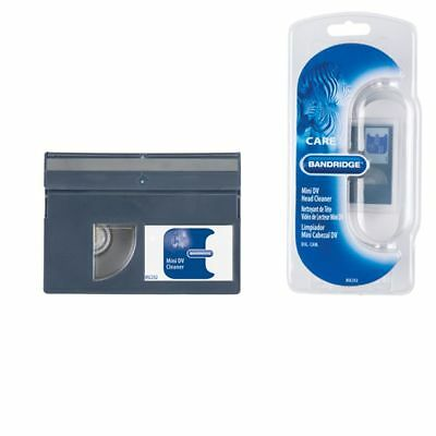Bandridge Mini DV Head Cleaner Tape For All Mini DV Camcorders - BRAND NEW
