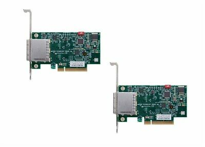 New LOT of 2 Mission Technology Magma PCIe x8 Gen2 Host Expansion Interface Card