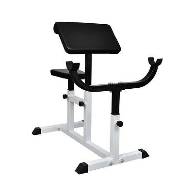 #bFitness Curl Bicep Tricep Exercise Weight Gym Bench Bar
