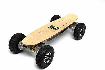 NEW The Dominator 3200 Pro. 4 wheel drive Electric Skateboard