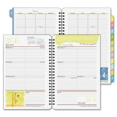 "Franklin Covey Her Point Of View Planner Refill - Weekly - 5.50"" X 8.50"" - 1"
