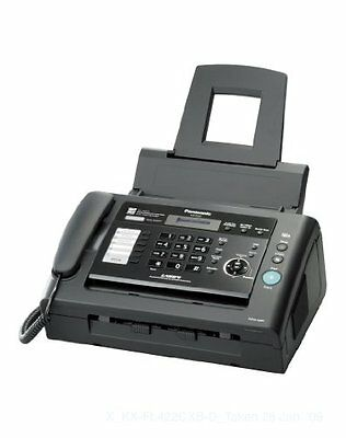 Panasonic KX-FL421 Fax/Copier Machine - Laser - Monochrome Sheetfed Digital